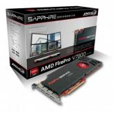 Placa Video Profesionala Sapphire AMD FirePro V7900 2GB, GDDR5, 256bit
