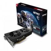 Placa video Sapphire AMD Radeon RX 570 NITRO+ 8GB, DDR5, 256bit