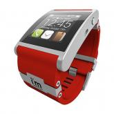 Smartwatch i'm Watch IMWALR02C02, Red