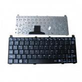 Tastatura Notebook Toshiba NB100 UK Black 6037B0036607
