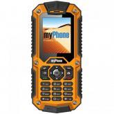 Telefon Mobil myPhone Hammer Orange