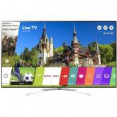 Televizor LED LG Smart 55SJ850V Seria SJ850V, 55inch, Ultra HD 4K, White-Silver