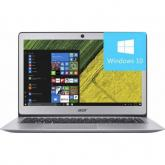 Ultrabook Acer Swift SF314-52, Intel Core i5-8250U, 14inch, RAM 8GB, SSD 256GB, Intel UHD Graphics 620, Windows 10, Silver