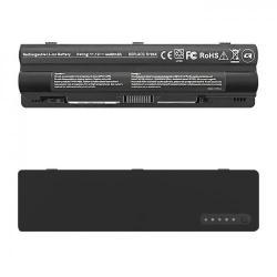 Acumulator Qoltec 52554.L501X, pentru Dell XPS 14, 15, 17, L501x, L701x, 4400mAh
