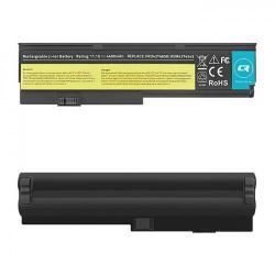 Acumulator Qoltec 52557.42T4650, pentru Lenovo x200, x201, 4400mAh