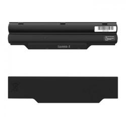 Acumulator Qoltec Long Life, pentru Laptop Fujitsu LifeBook A530, A531, AH530, PH50, 4400mAh