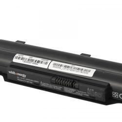 Acumulator Whitenergy 10249 pentru Fujitsu A531 10.8V, Li-Ion, 4400mAh