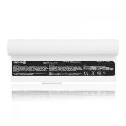 Acumulator Whitenergy High Capacity Asus EEE PC 901, 7.4V, Li-Ion, 6600mAh, alb