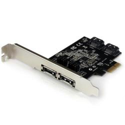 Adaptor 4World 05721 PCI-Express - eSATA II (2 porturi) + SATA II (2 porturi)