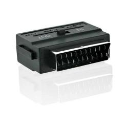 Adaptor 4World 06095 EURO - SVHS + 3 x CHINCH