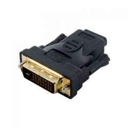 Adaptor 4World 08737, DVI-D Male - HDMI Female, Black