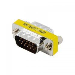 Adaptor 4World 08745, VGA Male - VGA Male