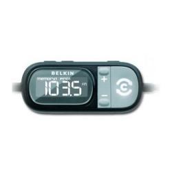 Adaptor BELKIN TuneCast Auto cu ClearScan pentru iPhone si iPod