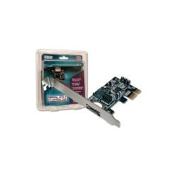 Adaptor Digitus DC-30101 PCI-Express - SATA 2, 1+1 port