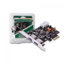 Adaptor Digitus DS-30220 PCI-Express - USB 3.0, 2 porturi