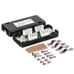 Adaptor Netrack 106-72 cord coupler Krone IDC-Krone-IDC, Cat.6, UTP
