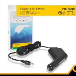 Alimentator auto Whitenergy 05503 18.5V/3.5A, 65W, conector 4.8x1.7mm, HP/Compaq