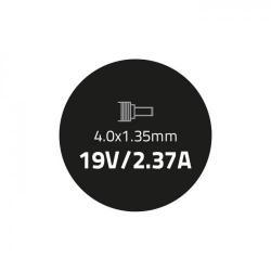 Alimentator Qoltec 50061.45W, pentru Ultrabook Asus, 45W