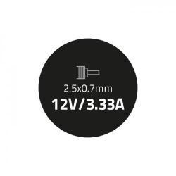 Alimentator Qoltec 50067.40W, pentru Ultrabook Samsung, 40W