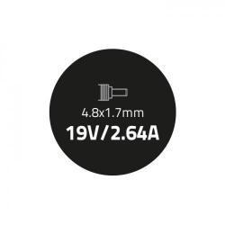 Alimentator Qoltec 51504.50W pentru Laptop Acer, Asus, 50W