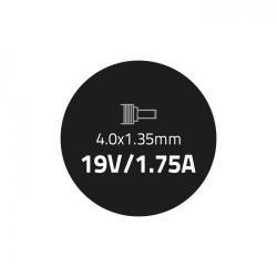 Alimentator Qoltec 51507.33W, 33W, 19V, 4.0x1.35, pentru laptop Asus