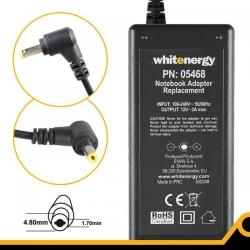 Alimentator Whitenergy 05468 12V/3A 36W conector 4.8x1.7mm pentru Asus Eee PC