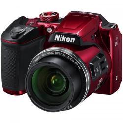 Aparat foto Bridge Nikon COOLPIX B500, 16.76Mp, Red