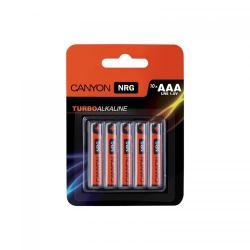 Baterie Canyon Alkaline AAA, 10 bucati