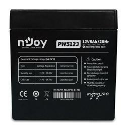 Baterie UPS nJoy ACPW-05123PW-CB01B 12V 5A