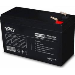 Baterie UPS nJoy ACPW-07123PW-CB01B 12V 7A