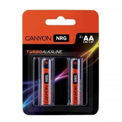 Baterii Canyon NRG AA, 2buc/pack