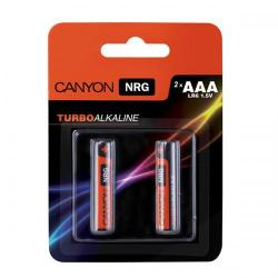 Baterii Canyon NRG AAA, 2buc/pack