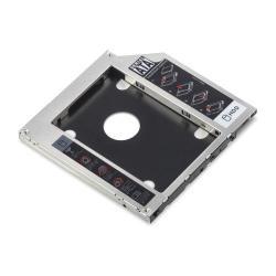 Bay Adapter Digitus Sata3, 9.5mm