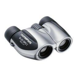 Binoclu compact Olympus 8x21 DPC I, Argintiu