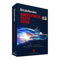Bitdefender Antivirus Plus New License 1 user / 1 an