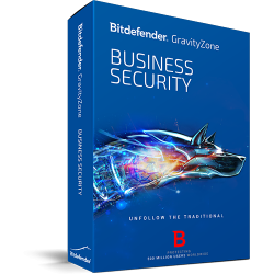 Bitdefender GravityZone Business Security 15 - 24 nods/1 an Licenta Noua Electronica