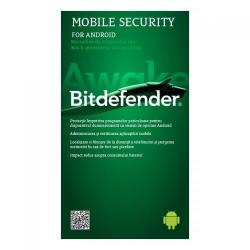 Bitdefender Mobile Security for Android 1 user/1 an, Base Electronic