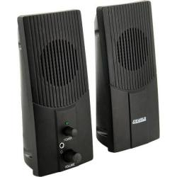Boxe 2.0 4World 05548 Stereo Power Sound, Black
