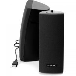 Boxe Spacer SPB-A30 2.0, USB, Black