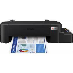Imprimanta InkJet Color Epson EcoTank L121, Black