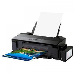 Imprimanta Inkjet Color Epson EcoTank L1300, Black