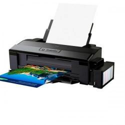 Imprimanta Inkjet Color Epson EcoTank L1800, Black