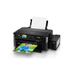 Imprimanta Inkjet Color Epson EcoTank L810, Black