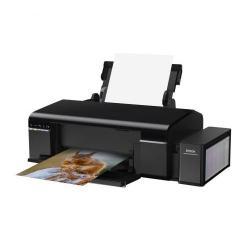 Imprimanta Inkjet Color Epson EcoTank L805, Black