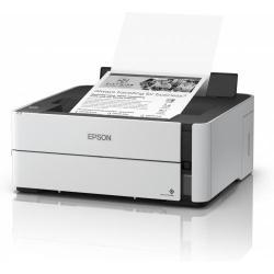 Imprimanta InkJet Monocrom Epson EcoTank M1170, White