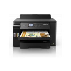 Imprimanta InkJet Color EPSON  EcoTank L11160, Black