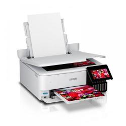 Multifunctional Inkjet Color Epson EcoTank L8160
