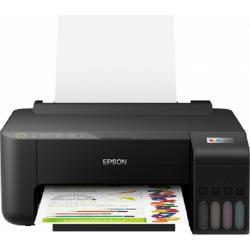 Imprimanta InkJet Color Epson EcoTank L1250, Black