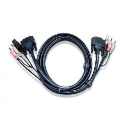 Cablu Aten KVM 2L-7D02U