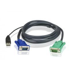 Cablu Aten KVM USB 2L-5205U
